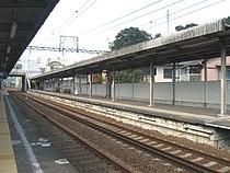 Keikyu-Mutsuura Station-platform.jpg
