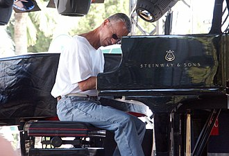 Keith Jarrett - Keith Jarrett in Antibes, France, 2003