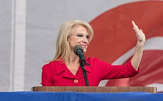 Kellyanne Conway - Conway addressing the 2017 March for Life in Washington, D.C.