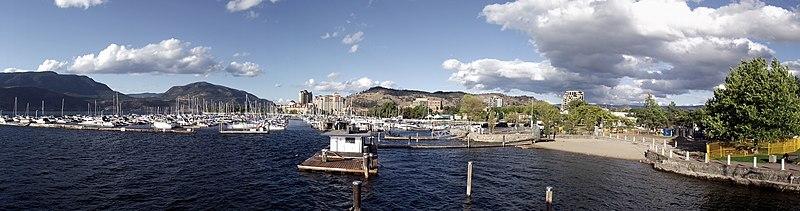 File:Kelowna, BC, Canada - panoramio.jpg