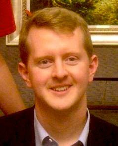 Ken Jennings close-up