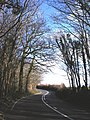 Kennels Road winding up to Hillhead - geograph.org.uk - 369622.jpg
