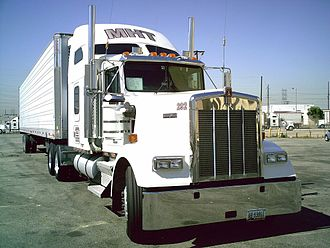 Hours of service - The hours of service limit the driving hours of truck drivers and bus drivers.