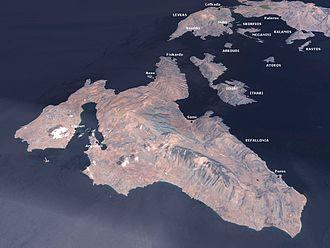 Massacre of the Acqui Division - The island of Cephalonia