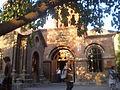Khachqar in front of St. Zoravar Astvatsatsin church 9152218 28.JPG