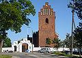 Kildebroende Kirke Roskilde Denmark belfry.jpg