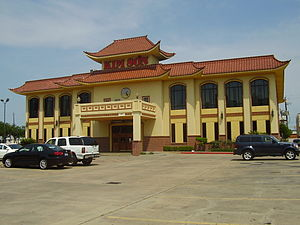 History of Vietnamese Americans in Houston - The East Downtown Kim Sơn restaurant