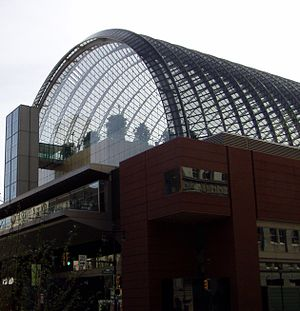 The Kimmel Center for the Performing Arts in P...
