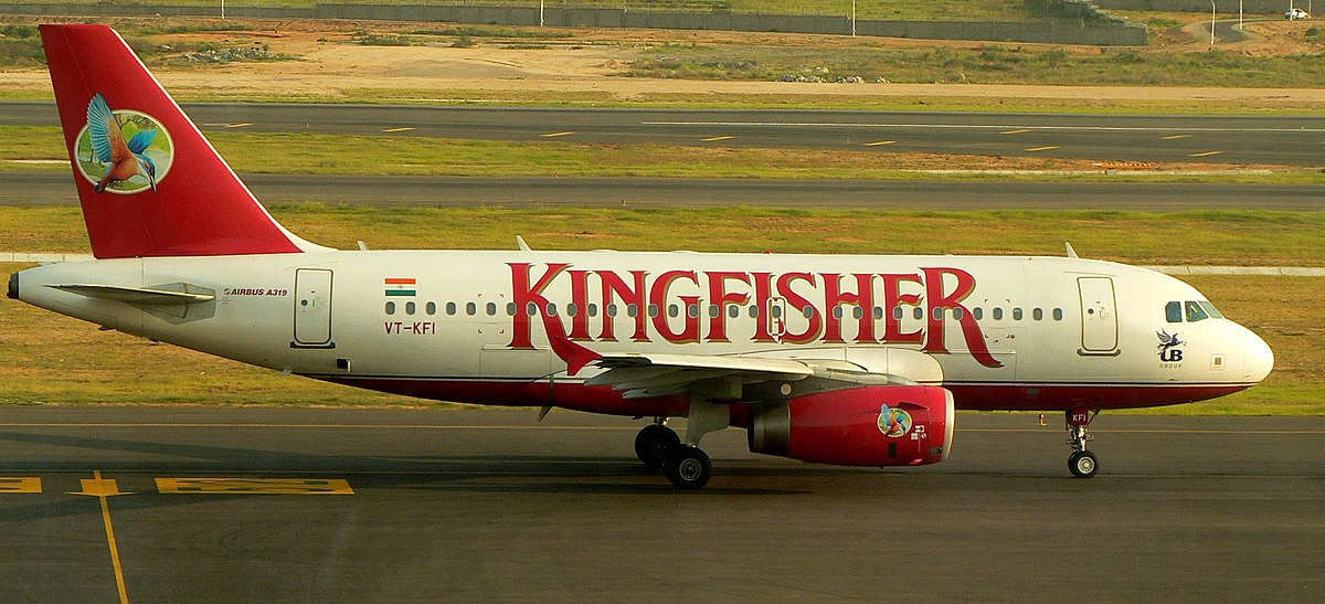 History of Kingfisher Airlines - Wikipedia