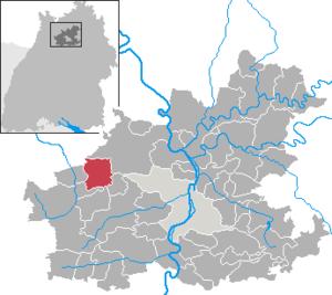 Kirchardt - Image: Kirchardt in HN