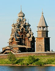 Kizhi church 1