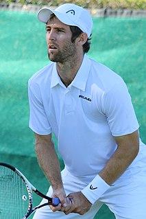 Bradley Klahn American tennis player