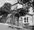 Klapka utca, Világosság mozi. A kép forrását kérjük így adja meg- Fortepan - Budapest Főváros Levéltára. Levéltári jelzet- HU.BFL.XV.19.c.10 Fortepan 104309.jpg