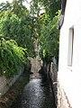 Kleiner Wasserlauf durch Burg (Small stream through Burg) - geo.hlipp.de - 5268.jpg