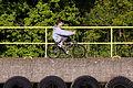 Kołobrzeg - rowerzysta na BMX.JPG