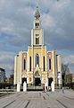 Kościół Najczystszego Serca Maryi plac Szembeka w Warszawie.JPG