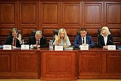 Komisja Śledcza ds. Amber Gold – przesłuchanie Katarzyny P. (1)