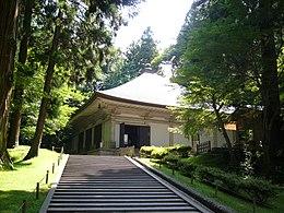 中尊寺 - Wikipedia