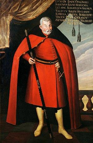 Łukasz Opaliński (1581–1654) - Image: Kostecki Łukasz Opaliński