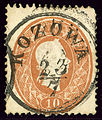 Kozowa 1861 Kozova.jpg