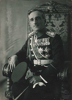 Alexander I of Yugoslavia Prince regent of Kingdom of Serbia and later King of Yugoslavia 1921–34