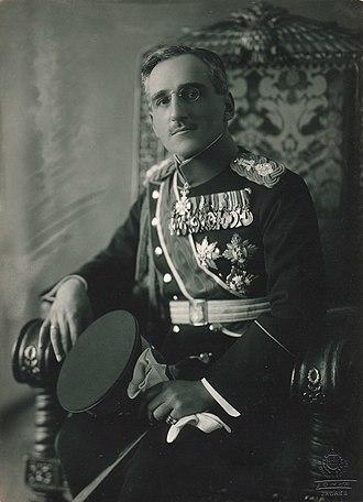 Alexander I of Yugoslavia - Image: Kralj aleksandar 1