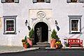 Kranjska Gora Podkoren 20 Portal vom Appartement-Haus 2011-08-26 383.jpg