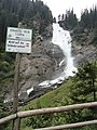 Krimmler Wasserfalle 1.330 m - panoramio.jpg