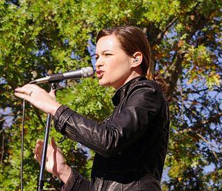 Krista Branch singer