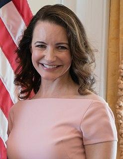 Kristin Davis American actress
