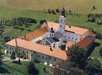Serbs in Vojvodina - Krušedol monastery