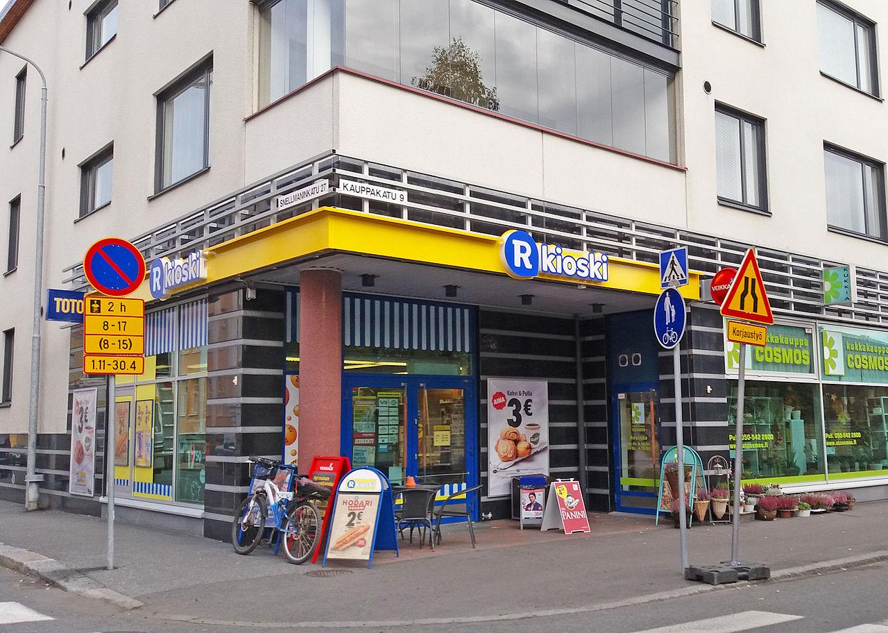 R Kioski Mukkula