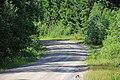 Kuortti Miekansalmi museum road 1.JPG