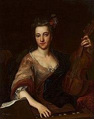 Portret Sabiny Imhoff (Portret młodej kobiety z violą da gamba)