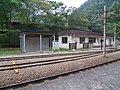 Kurobe Gorge Railway Nekomata Station.jpg
