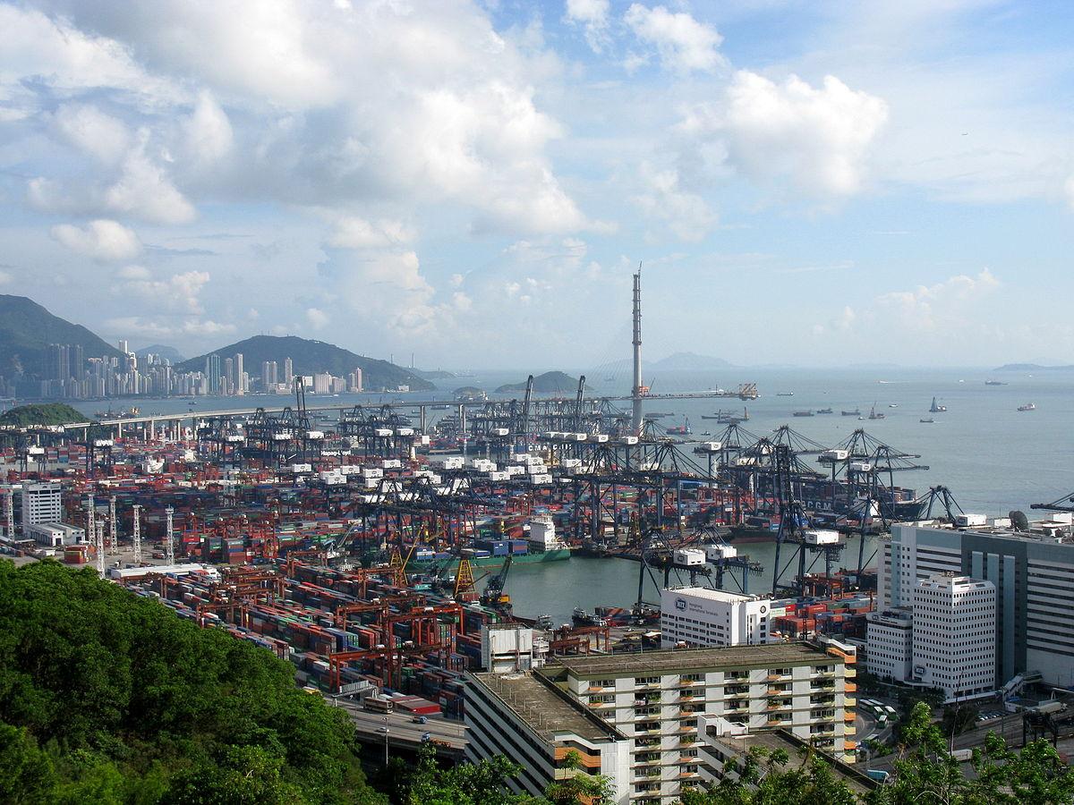 Port of Hong Kong - Wikipedia