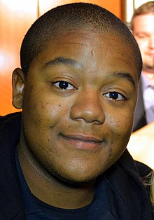 Description de l'image Kyle Massey 2012.jpg.