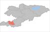 Карта Города Кызыл Кия