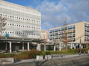 Paris Nanterre University cover
