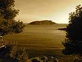 L'île verte, vue du Mugel.JPG