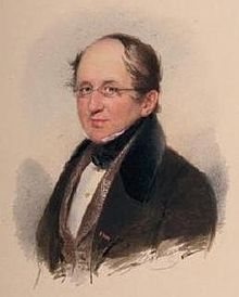 Louis Philippe de Bombelles by Moritz Daffinger (1837) (Source: Wikimedia)