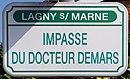 L3310 - Plaque de rue - Impasse du Docteur Demards.jpg