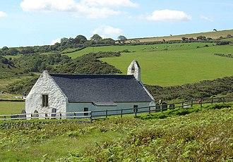 Mwnt - Image: LD Eglwys Y Grog