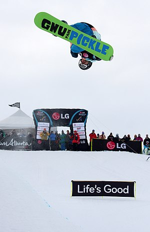 Mathieu Crépel - Image: LG Snowboard FIS World Cup (5435330847)