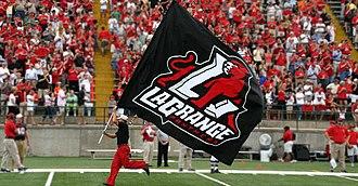 LaGrange College - LaGrange Panther Flag