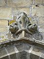 La Guerche-de-Bretagne (35) Basilique Collatéral sud Détail sculpté 17.jpg