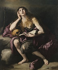 Luca Giordano: Penitent Mary Magdalene