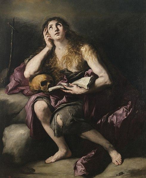File:La Magdalena penitente (Luca Giordano).jpg