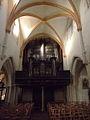 La Roche-Derrien (22) Église Sainte-Catherine Grandes-Orgues.JPG