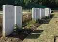 La Ville-Aux-Bois British Cemetery 11.JPG